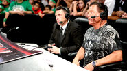 WWE Raw - Michael Cole and Jerry Lawler