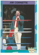 1995 WWF Wrestling Trading Cards (Merlin) Jim Cornette 114