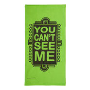John Cena Neon Beach Towel