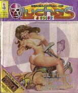 Sensacional de Luchas 455