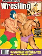Sports Review Wrestling - November 1976