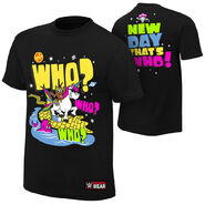 The New Day New Day and Friends Authentic T-Shirt