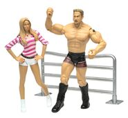 WWE Adrenaline Series 2 Stacy Keibler & Test