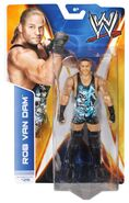 WWE Series 39 Rob Van Dam