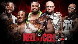 HIAC 2015 New Day v Dudley Boyz