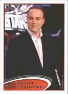 2012 WWE (Topps) Scott Stanford 83