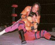 Bret vs Benoit 1