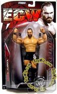 ECW Wrestling Action Figure Series 2 Mike Knox