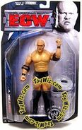 ECW Wrestling Action Figure Series 3 Snitsky
