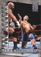 2002 WWF All Access (Fleer) Taka Michinoku 31