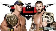 TLC 2013 Cena v Orton