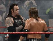 Triple h Undertaker raw June 21, 1999