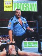 WWF Program Volume 187