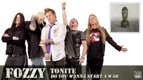 FOZZY - Tonite (FULL SONG) (Featuring Michael Starr)
