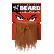 WWE Brown Costume Beard