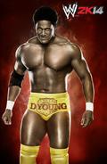 WWE 2K14 Darren Young