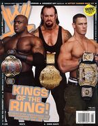 WWE Magazine June 2007
