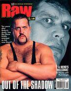 WWE Raw January 2003