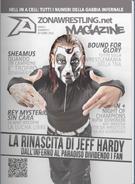 Zona Wrestling Magazine - October 2012