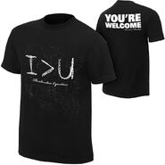 Damien Sandow The Sandow Equation Special Edition T-Shirt