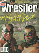 The Wrestler - September 1992