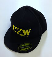 CZW 210 Flex Fit Flat Brim Hat