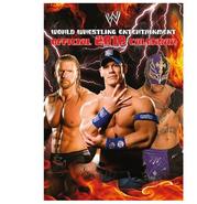 WWE World Wrestling - Calendar 2010