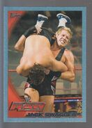 2010 WWE (Topps) Jack Swagger 48