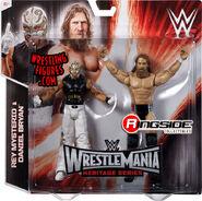 Daniel Bryan & Rey Mysterio (WWE Elite WrestleMania 31)