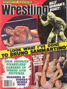 Sports Review Wrestling - May 1976