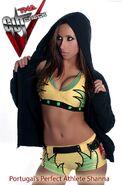 TNA GUTCHECK - Shanna - 1005042