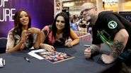 WrestleMania 30 Axxess Day 2.11