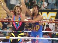 Marty Jannetty & 1-2-3 Kid