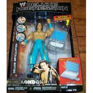 WWE Deluxe Aggression Series 12 Paul London