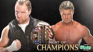 NOC 2013 Ambrose vs Ziggler
