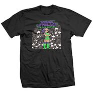 Heidi Lovelace Heidi vs. The World T-Shirt