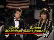 Vince McMahon & Susan Saint James