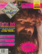 WCW Magazine - May 1993