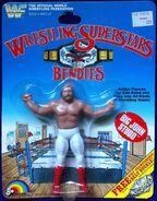 Big John Studd (WWF Wrestling Superstars Bendies)