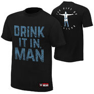 Chris Jericho Drink It In Man Authentic T-Shirt