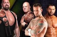 OTL 2011. Tag Title Match