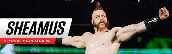 Sheamus - WWE Merchandise 2015