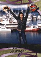 2004 WWE Divas 2005 (Fleer) Ivory 2