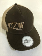 CZW Trucker Snap Back Hat