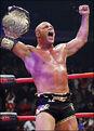 Kurt Angle TNA World Heavyweight