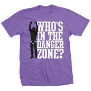 Randy Savage Danger Zone T-Shirt