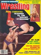 Sports Review Wrestling - August 1979