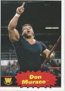 2012 WWE Heritage Trading Cards Don Muraco 73