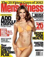 Men's Fitness - December 2012