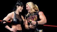 Chyna & Jericho